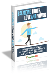 balancing truth love & power