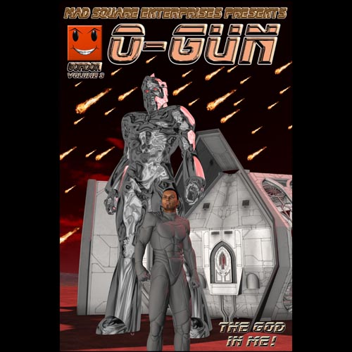 First Additional product image for - O-Gun - Volume Three