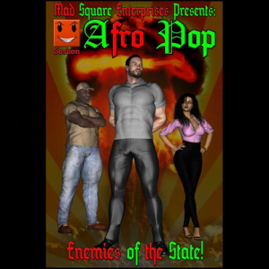 afro pop - volume one