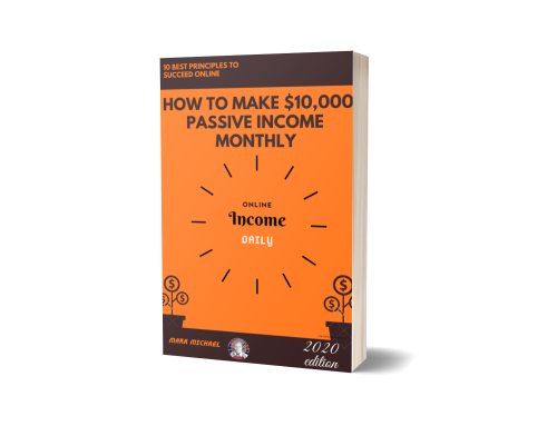 Second Additional product image for - How To Make $10,000 Passive Income