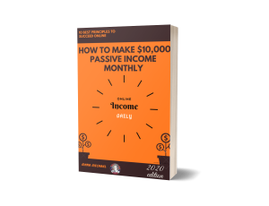 how to make $10,000 passive income
