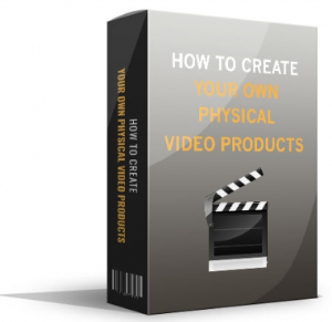 How To Create Your Own Physical Video Products | eBooks | Video
