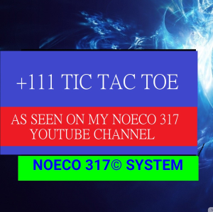 tic tac toe +111