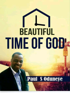 beautiful time with god