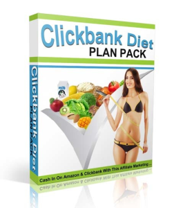 new clickbank diet plans pack