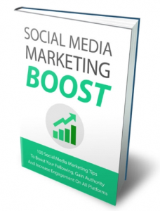 Social Media Marketing Boost | eBooks | Education