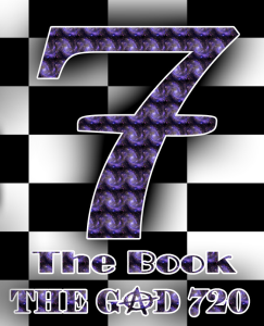 7 the book by the gad 720 e-book