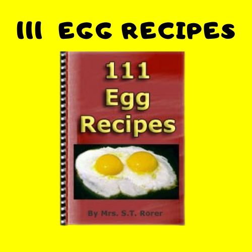 First Additional product image for - Learn How To Cook and Prepare Delicious Egg Dishes - 111 Egg Recipes e-Book PDF