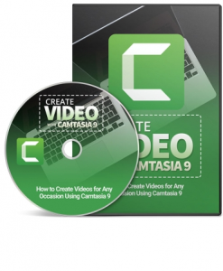 ( video )Create Video with Camtasia 9 | Software | Audio and Video