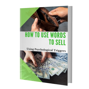 how to use words to sell 100% e-book pdf plr