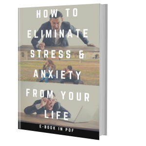 how to eliminate stress & anxiety from your life e-book pdf plr