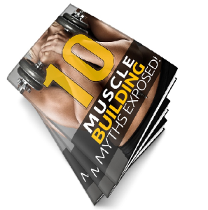 10 muscle building myths e-book pdf plr