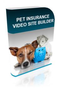 pet insurance video site builder e-book pdf plr