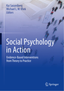 social psychology in action
