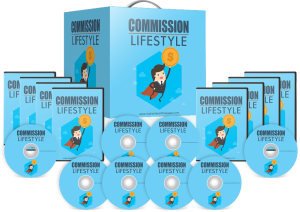 commission lifestyle - an 8 part video course all about affiliate marketing.