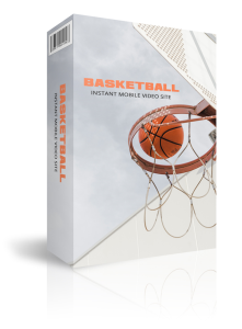 basketball instant mobile video site e-book pdf plr