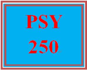 PSY 250 Wk 5 – Maslow's Hierarchy Presentation | eBooks | Education