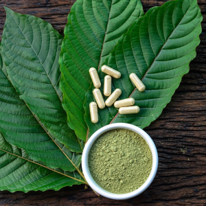 kratom and chronic pain