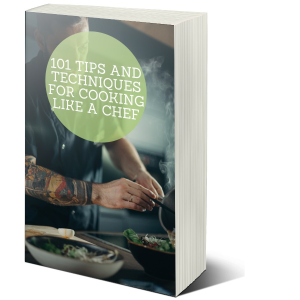 101 tips and techniques for cooking like a chef pdf e-book