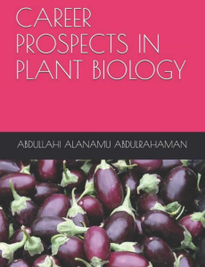 career prospects in plant biology
