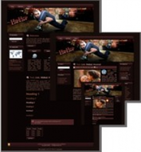 HipHop - WP Theme   Other Files   Patterns and Templates