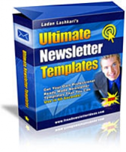 Ultimate Newsletter Templates   Other Files   Patterns and Templates