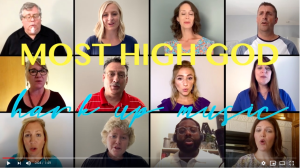 most high god – a choral benediction for ssaattbb a cappella group
