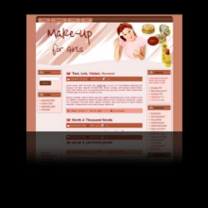 Makeup WP Theme | Other Files | Patterns and Templates