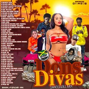 dj roy dons & divas dancehall mix 2020