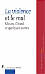 Revue du MAUSS No 55 La violence et le mal | eBooks | Social Science
