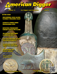 American Digger Vol 16, Issue 4 | eBooks | Antiques