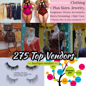 the ultimate vendors list (275 top vendors)