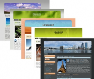 exclusive wordpress themes - v3