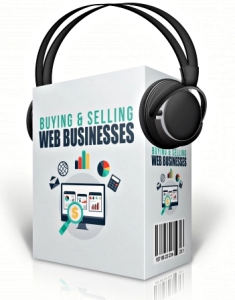 buying & selling web businesses