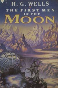 THE FIRST MEN IN THE MOON by H.G. Wells | eBooks | Classics