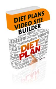 Diet Plans Video Site Builder | Software | Other