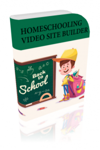 Home Schooling Video Site Builder | Software | Other