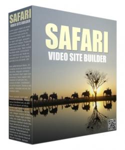 Safari Video Site Builder | Software | Other