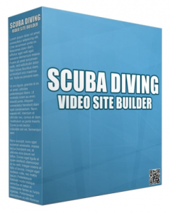 Scuba Diving Video Site Builder | Software | Other