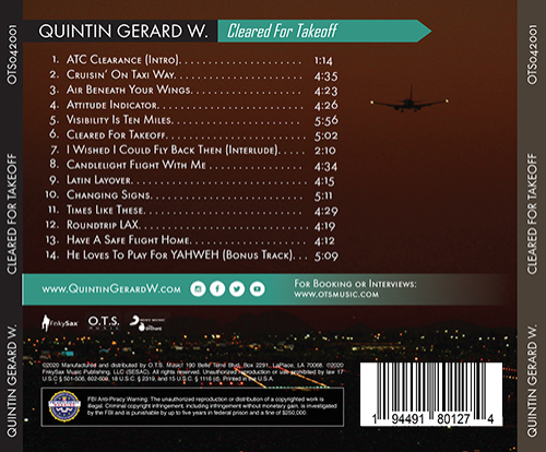 First Additional product image for - Cleared For Takeoff (Digital CD)