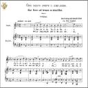 Ogni sabato, High Voice in E-Flat Major, L. Gordigliani. Caecilia, Ed. André. Tablet Sheet Music (A5 Landscape) | eBooks | Sheet Music