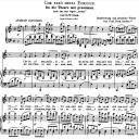 Che faro senza Euridice, Medium Voice in C Major, C.W. Glück. Caecilia, Ed. André (A4) | eBooks | Sheet Music