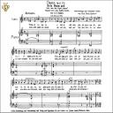 Ombra mai fu, Medium Voice in E-Flat Major, G.F.Haendel.Caecilia, Ed. André. Tablet Sheet Music (landscape) | eBooks | Sheet Music