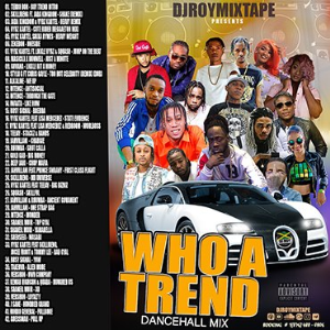 dj roy presents who a trend dancehall mix