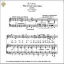 Se tu m'ami, Low Voice in D Minor G.B.Pergolesi. Caecilia,Tablet Sheet Music (Landscape) | eBooks | Sheet Music