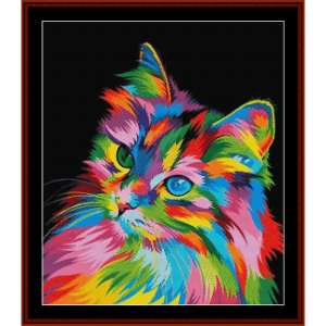 That Darrn Cat - Fantasy cross stitch pattern by Cross Stitch Collectibles | Crafting | Cross-Stitch | Other