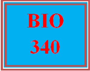 BIO 340 Wk 3 Team - Public Health Guide | eBooks | Education