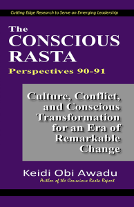 Conscious Rasta Perspectives 90-91 eBook | eBooks | Social Science