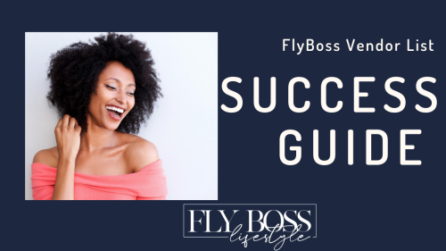 "First Additional product image for - FlyBoss Vendor ""Success Guide"""