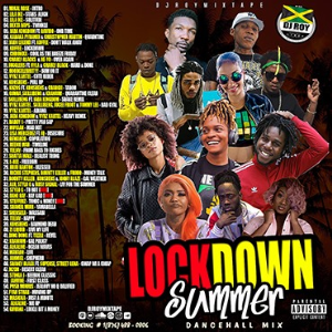 dj roy presents lockdown summer dancehall mix 2020